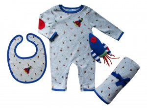 Albetta Boys Bright Rocket Set